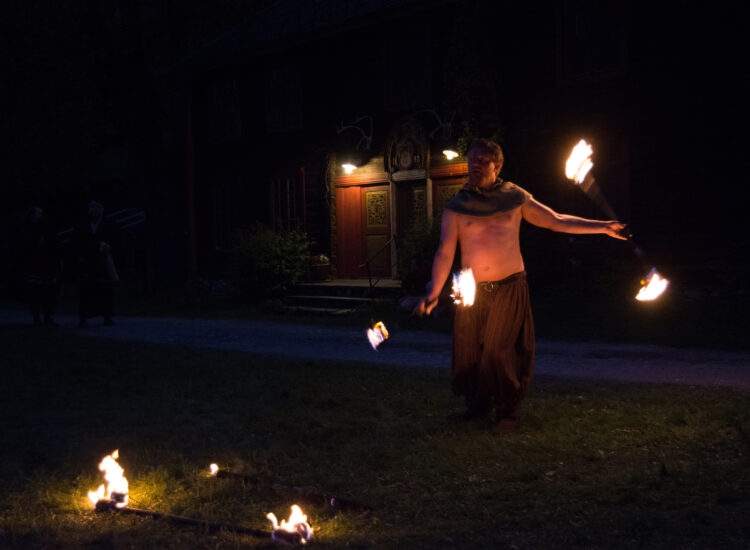 Flameshow