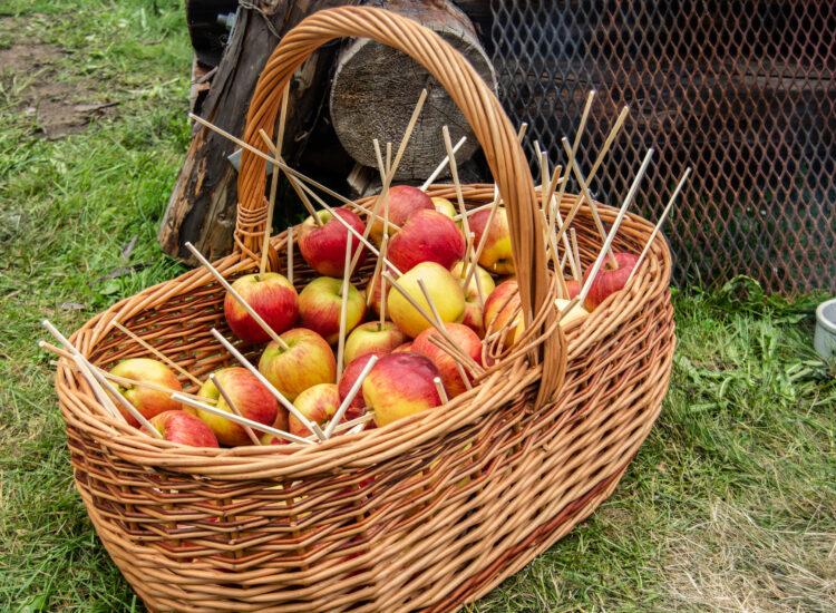Plain apples