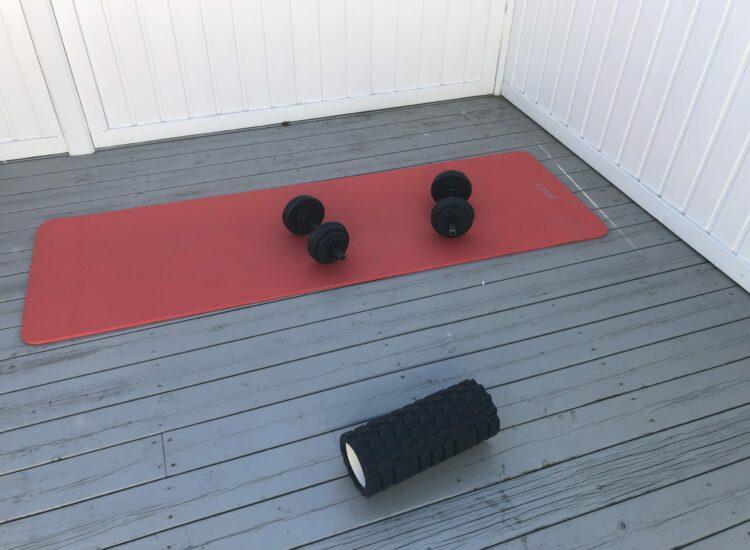 Utendørs trening